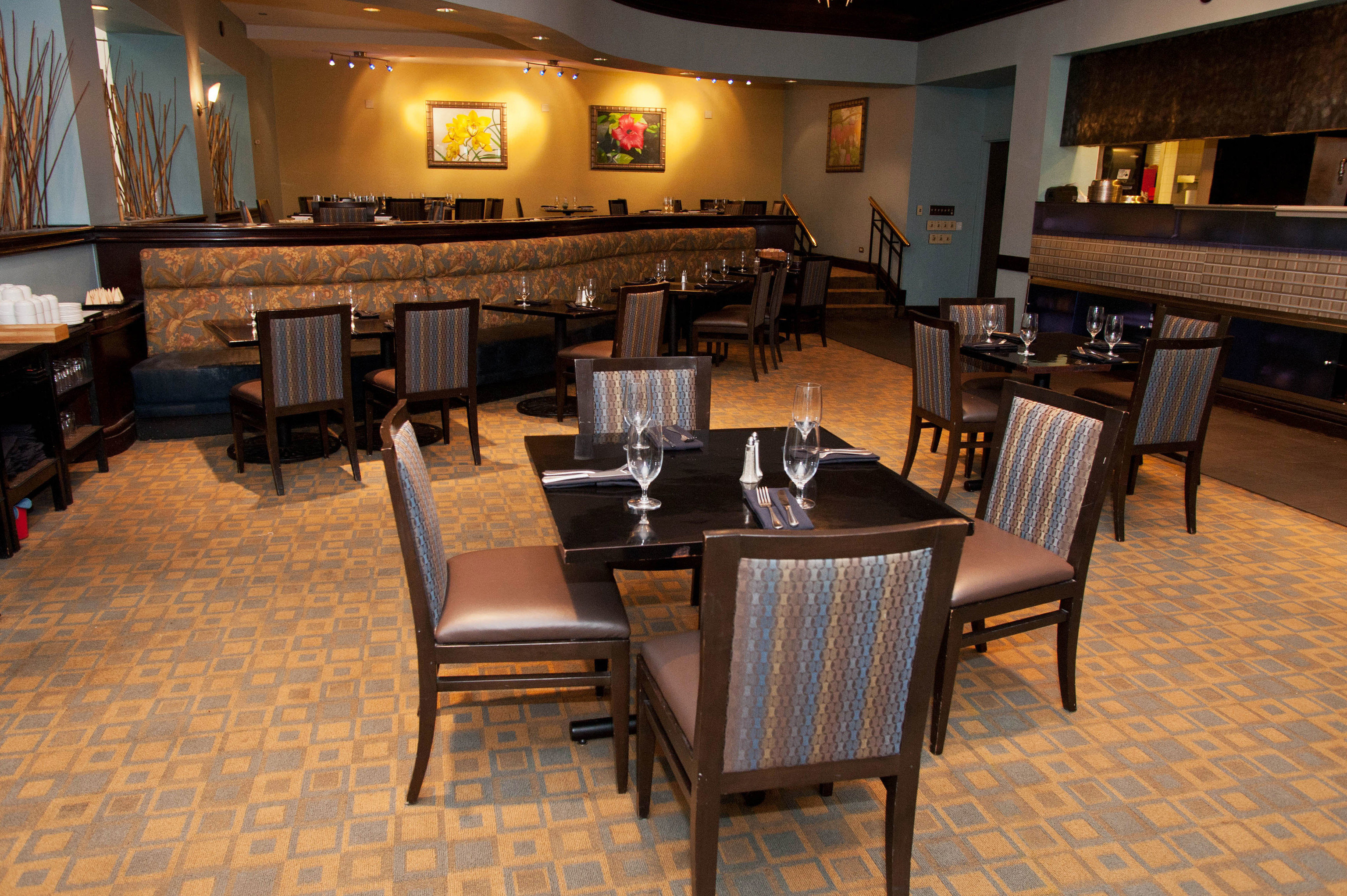 chair restaurant recreation room function hall Bar