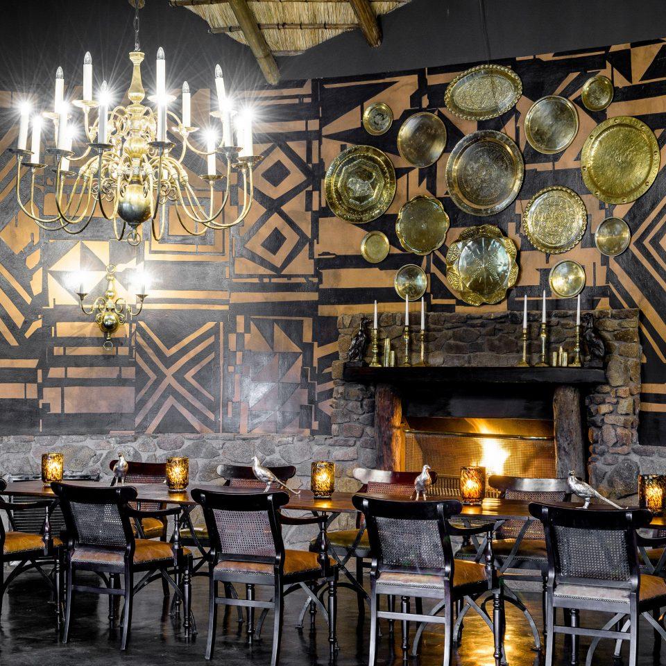chair restaurant lighting Bar