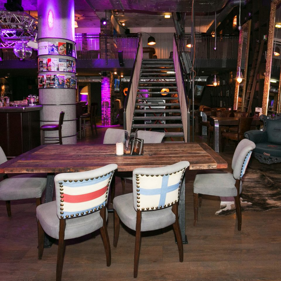 chair Bar restaurant nightclub