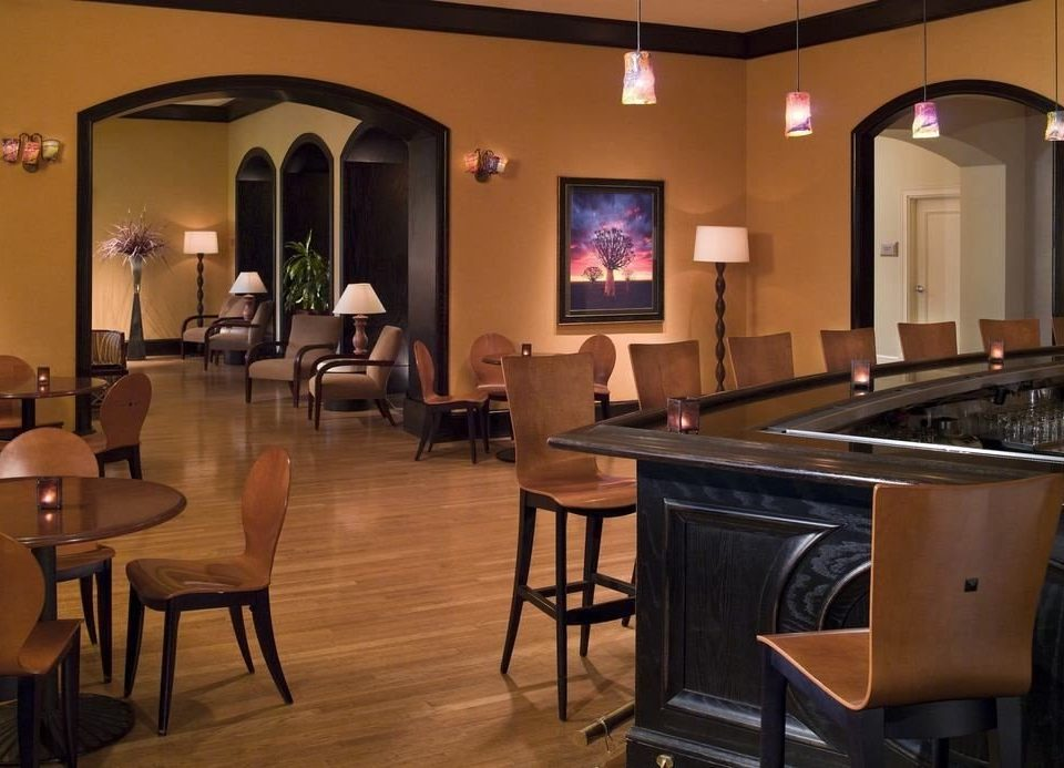 chair property restaurant recreation room Bar