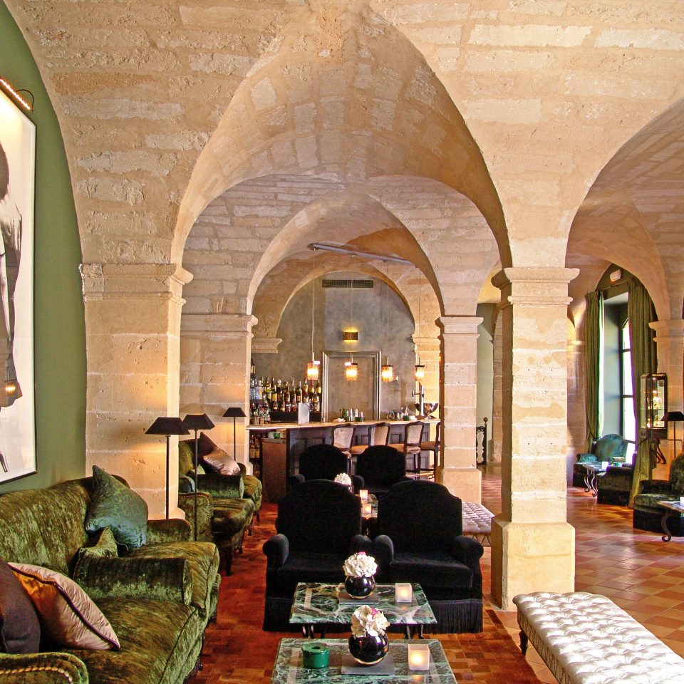 Bar Dining Drink Eat Lounge building arch chapel place of worship hacienda palace ancient history Lobby mansion Church