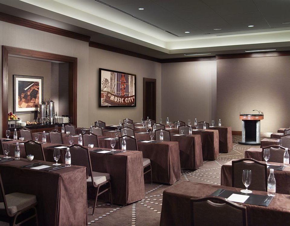 City restaurant function hall conference hall café set Bar dining table