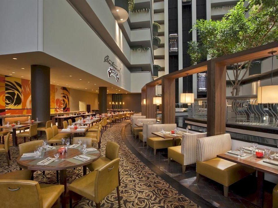 City Classic Dining restaurant café Bar Lobby Resort cafeteria condominium