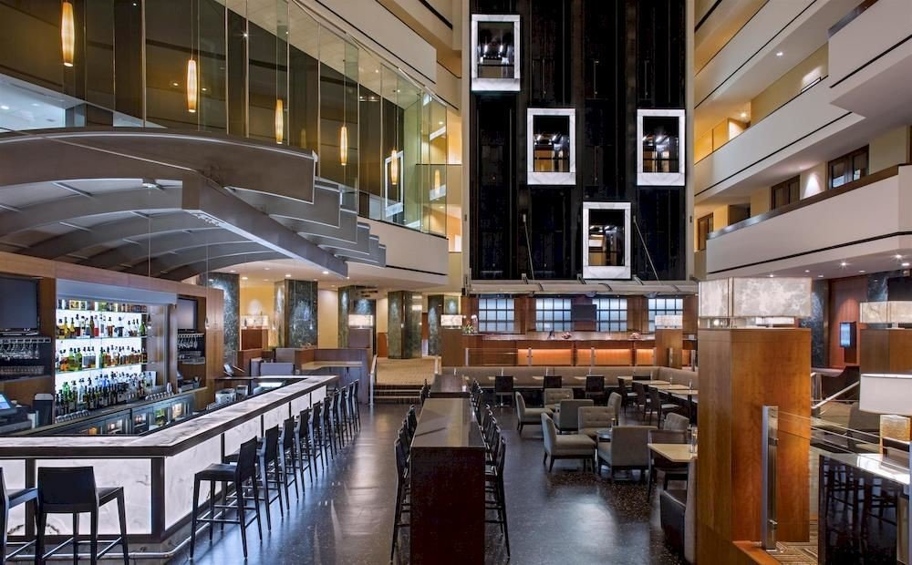 Bar City Classic Dining building scene library Lobby shopping mall restaurant condominium plaza convention center