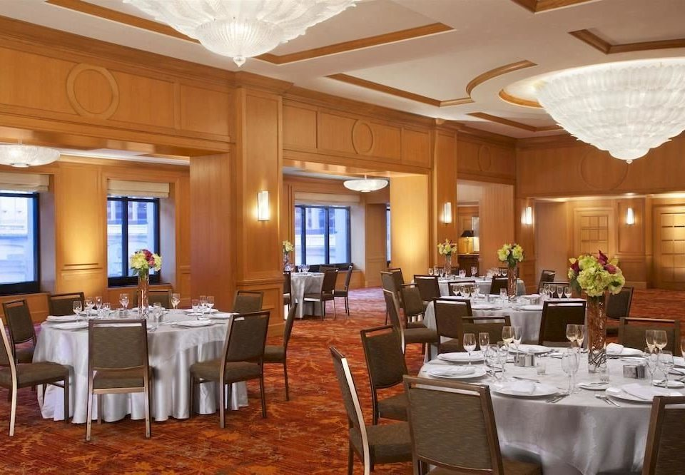 City Classic Dining chair function hall property restaurant banquet conference hall ballroom convention center palace Suite Bar