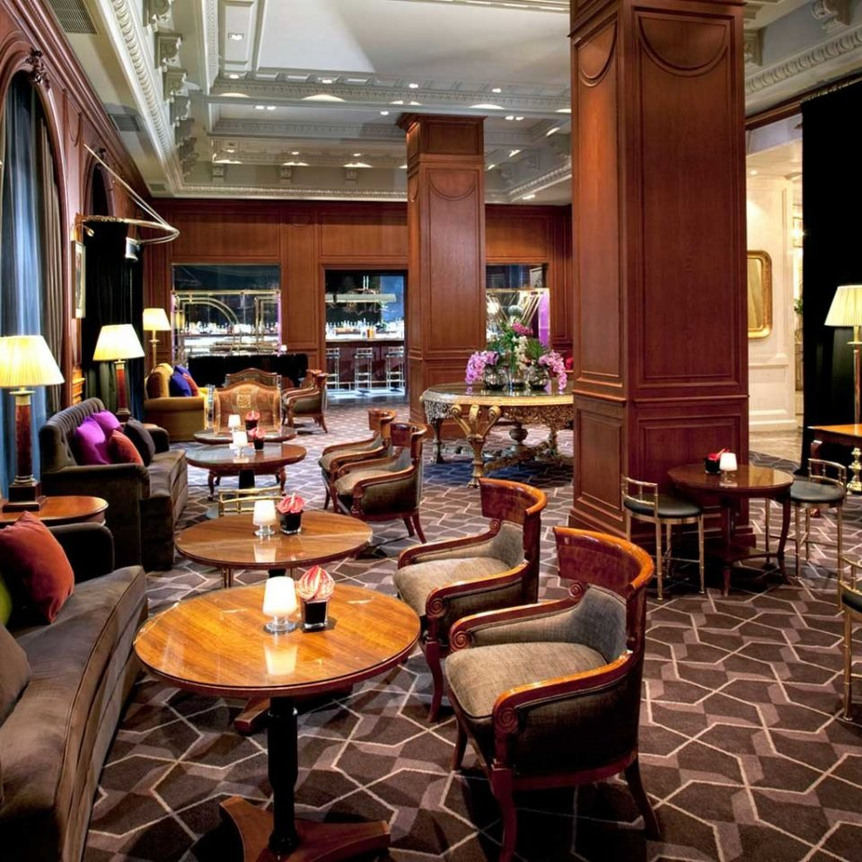 Bar City Classic Dining Drink Eat Elegant Historic Lounge Lobby living room restaurant home Resort