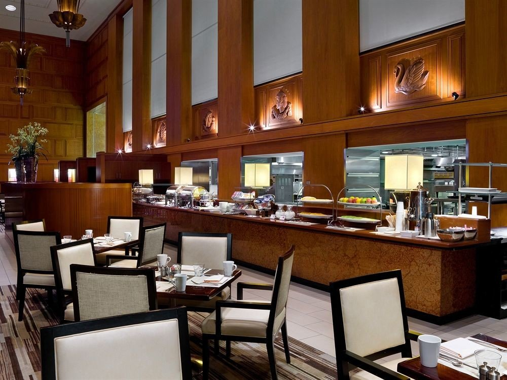 City Classic Modern property restaurant Lobby café Dining Bar condominium Island