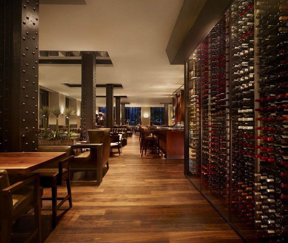 Bar City Classic Dining Lounge Winery restaurant Lobby basement