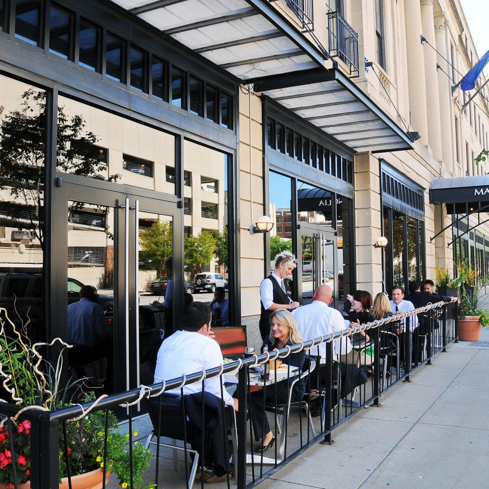 Bar City Cultural Drink Grounds Historic building neighbourhood restaurant Downtown