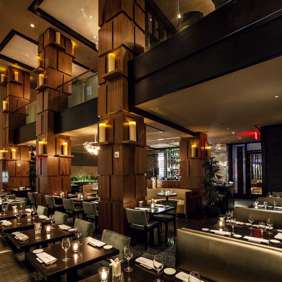 City Dining Drink Eat Elegant Luxury restaurant Lobby café Bar lighting
