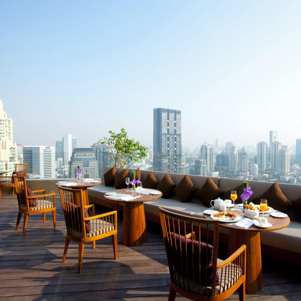 Bar City Dining Drink Eat Patio sky plaza outdoor structure restaurant