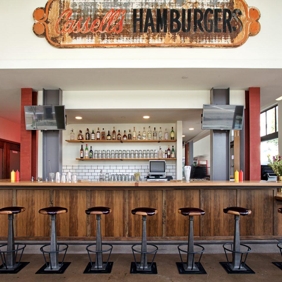 City Dining Drink Eat Hip Modern restaurant Bar cafeteria café