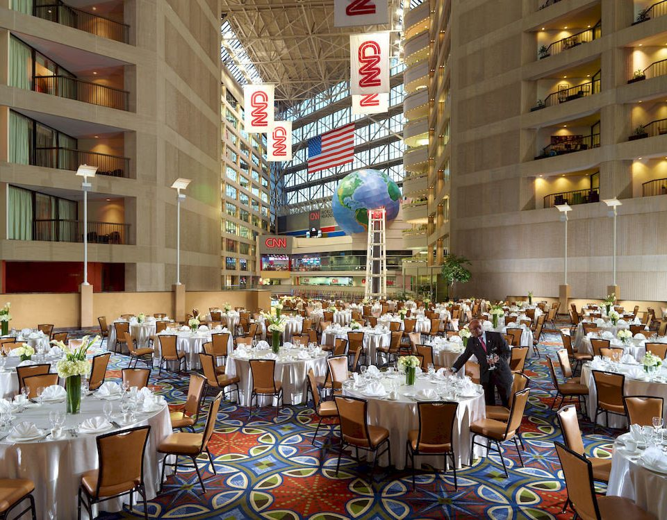 Bar City Dining Drink Eat Scenic views function hall restaurant dining table