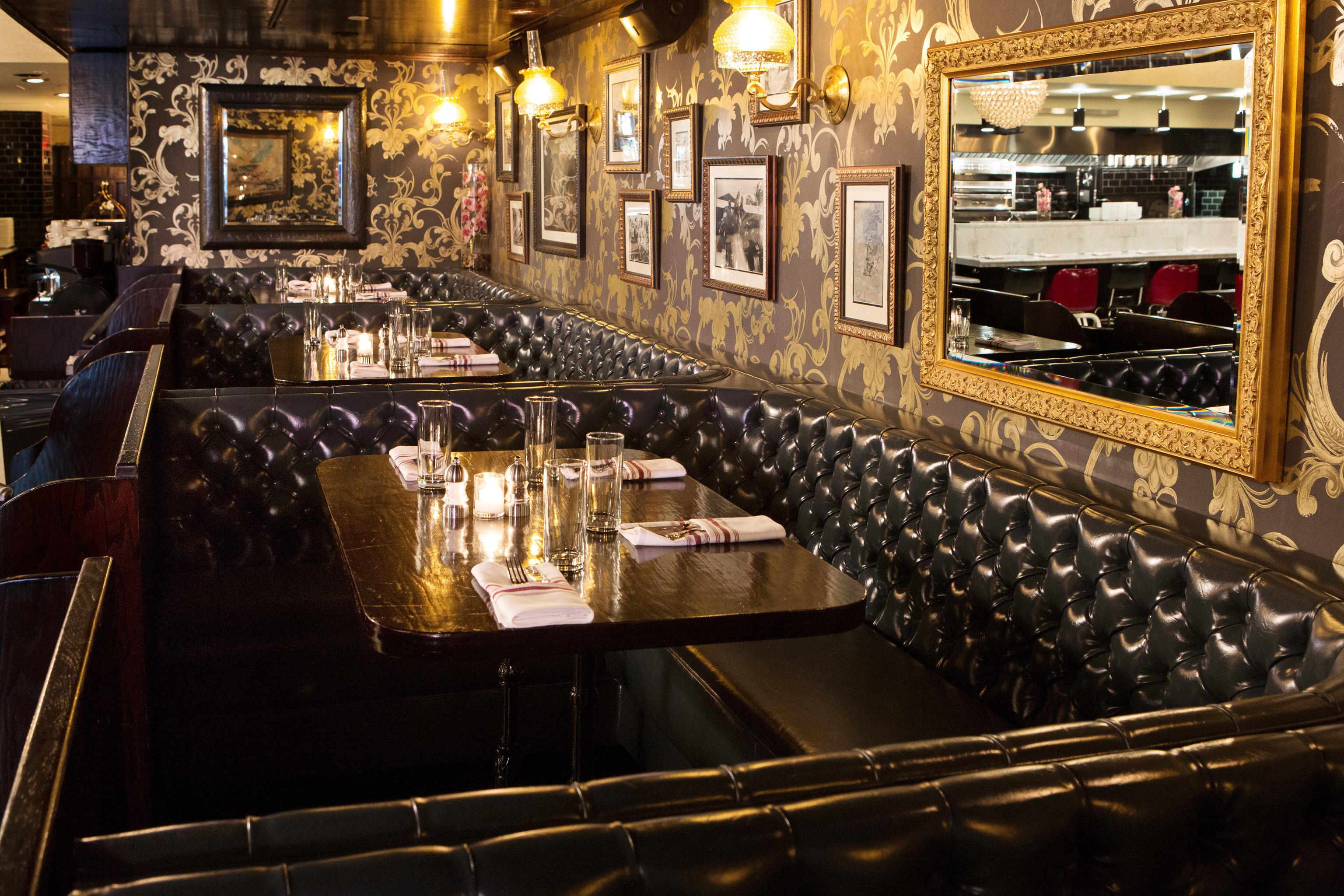 City Dining Drink Eat Modern Bar restaurant