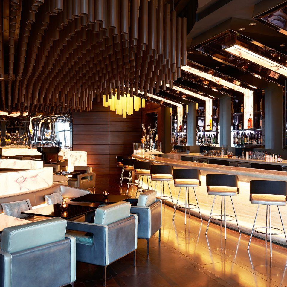 Bar City Dining Drink Eat Hip Modern Scenic views restaurant Resort Lobby