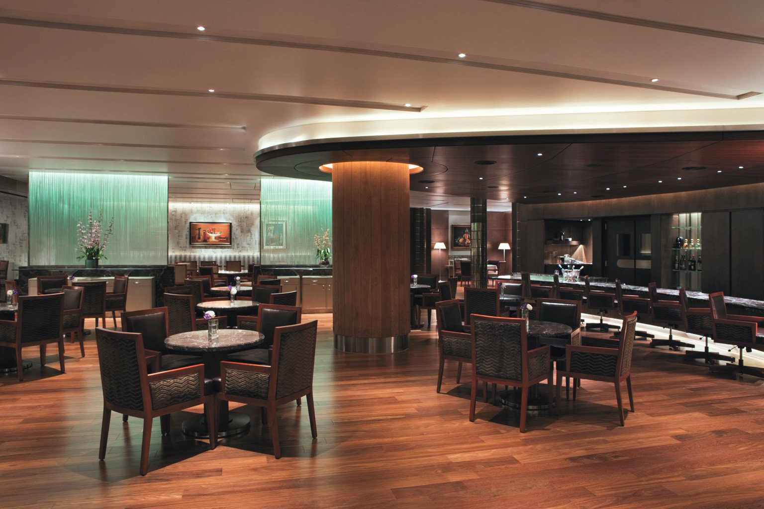 City Dining Drink Eat restaurant cafeteria Lobby café lighting function hall Bar conference hall convention center food court auditorium