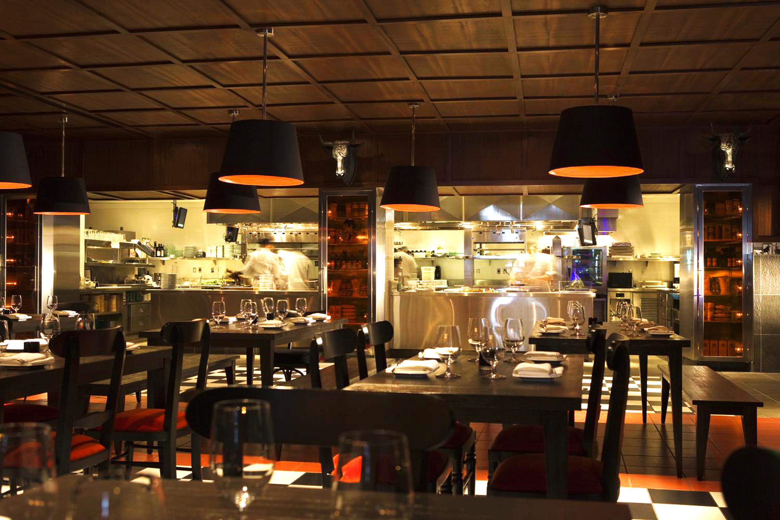 City Dining Drink Eat Kitchen Modern restaurant café Bar
