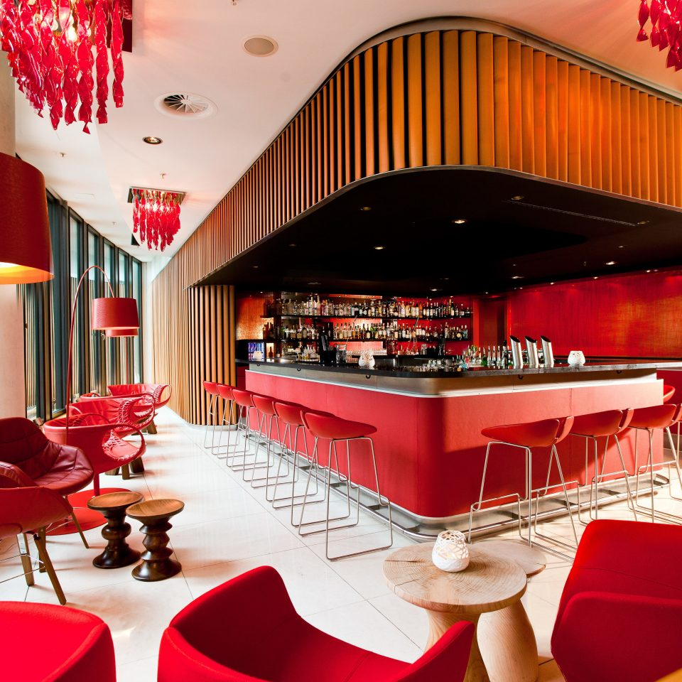 Bar City Dining Drink Eat Resort red restaurant function hall living room Suite