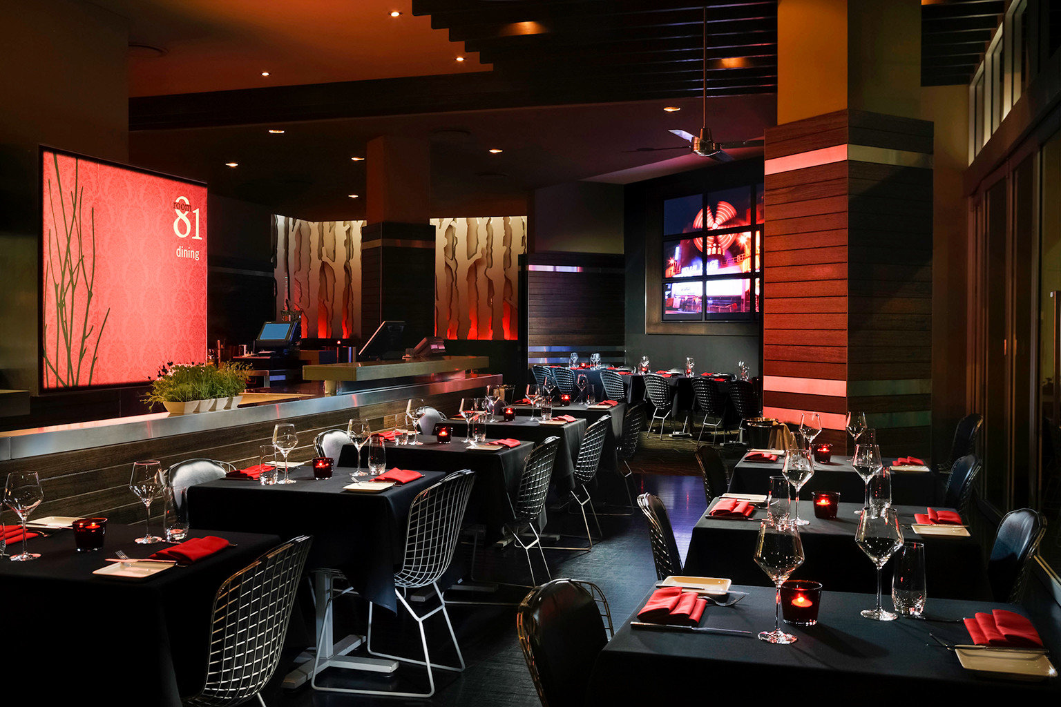 City Dining Drink Eat recreation room stage Bar convention