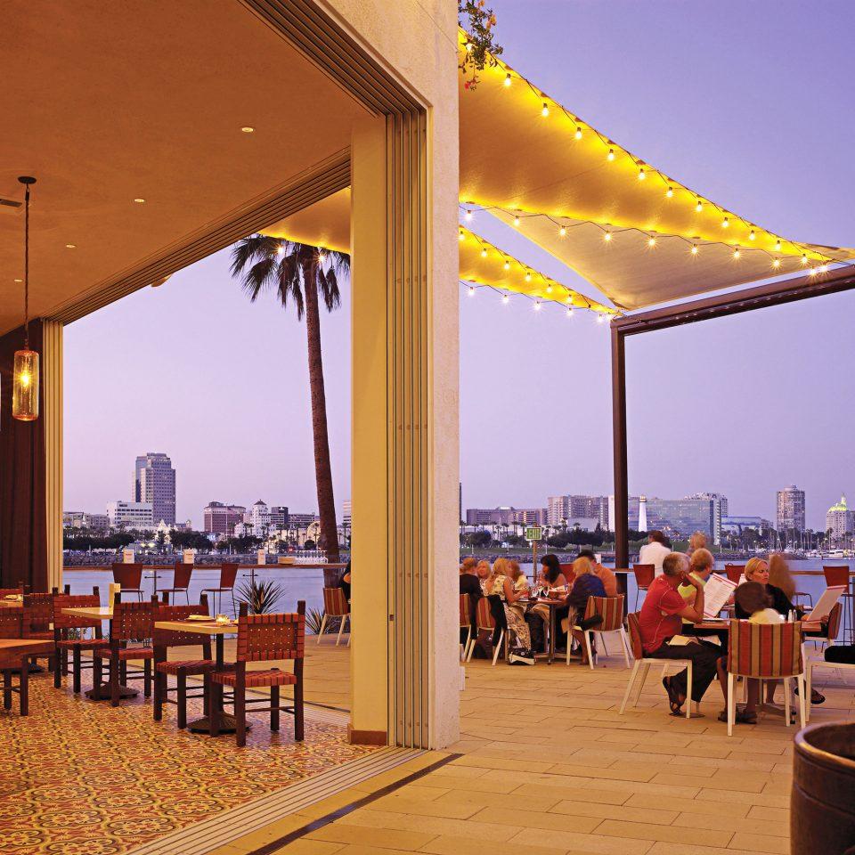 Bar City Dining Drink Eat Scenic views sky chair restaurant Resort