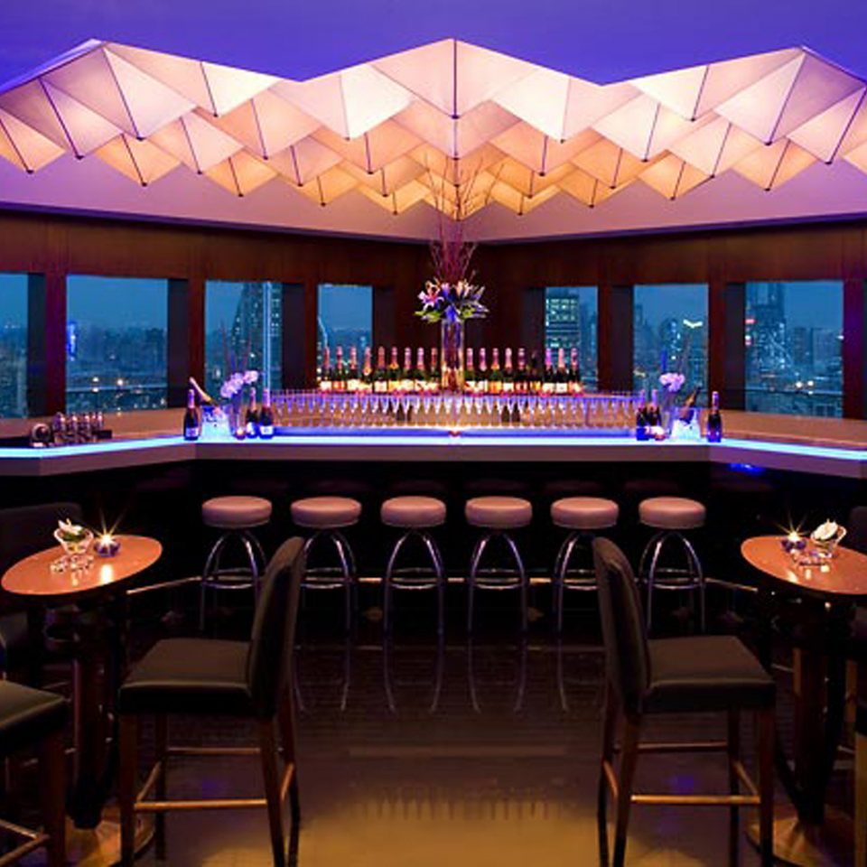Bar City Dining Drink Eat Scenic views function hall Resort restaurant convention center dining table