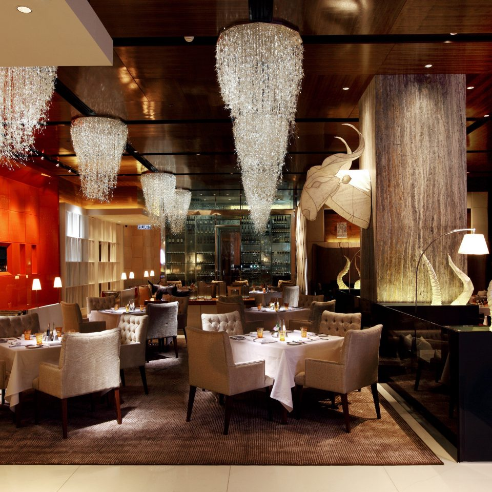 City Dining Drink Eat Luxury Modern Nightlife restaurant Lobby Bar function hall