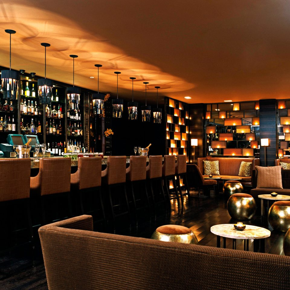 Bar City Dining Drink Eat Hip Modern function hall restaurant café convention center ballroom