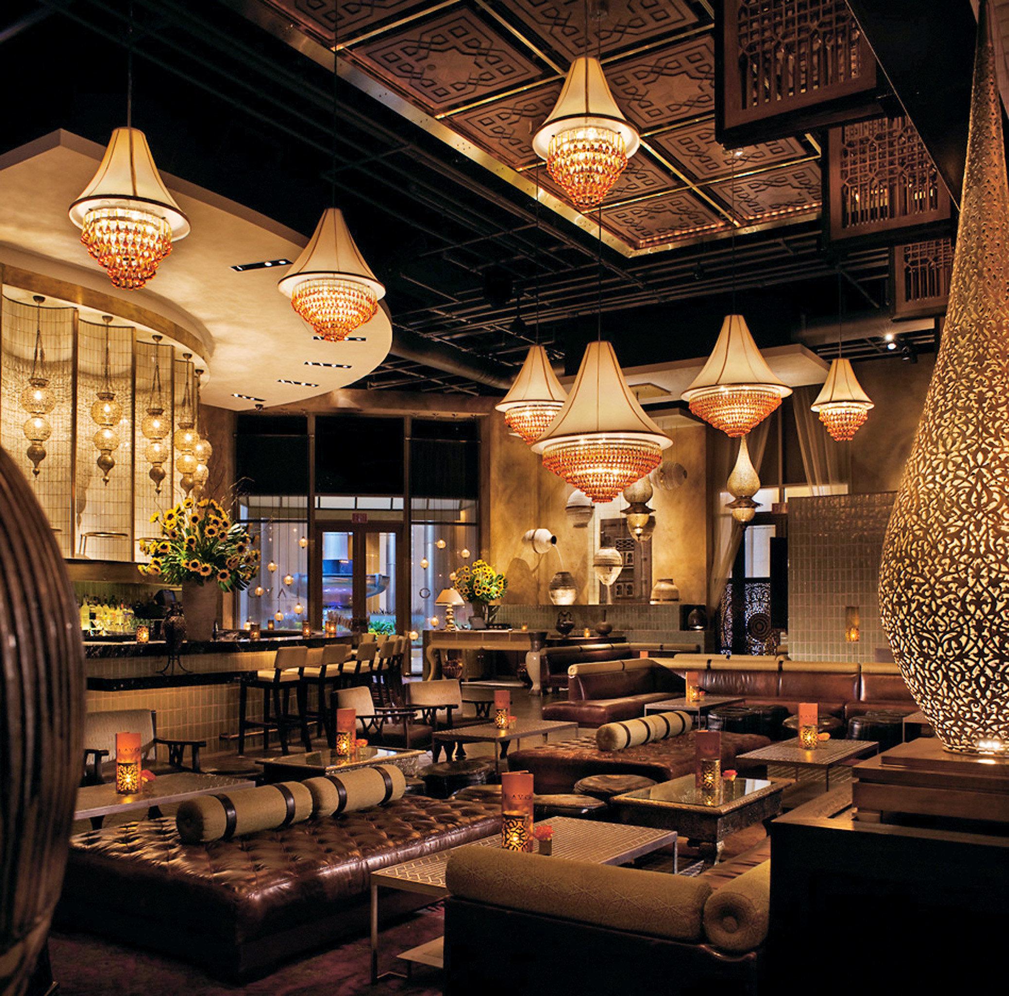Bar City Dining Drink Eat Eco Nightlife restaurant Lobby Resort