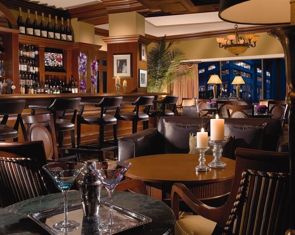 Bar City Elegant Lounge chair Dining restaurant café coffeehouse set
