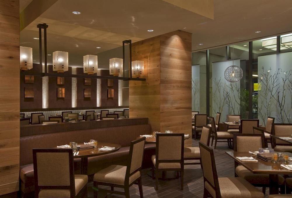 City Dining chair Lobby restaurant café lighting Bar function hall