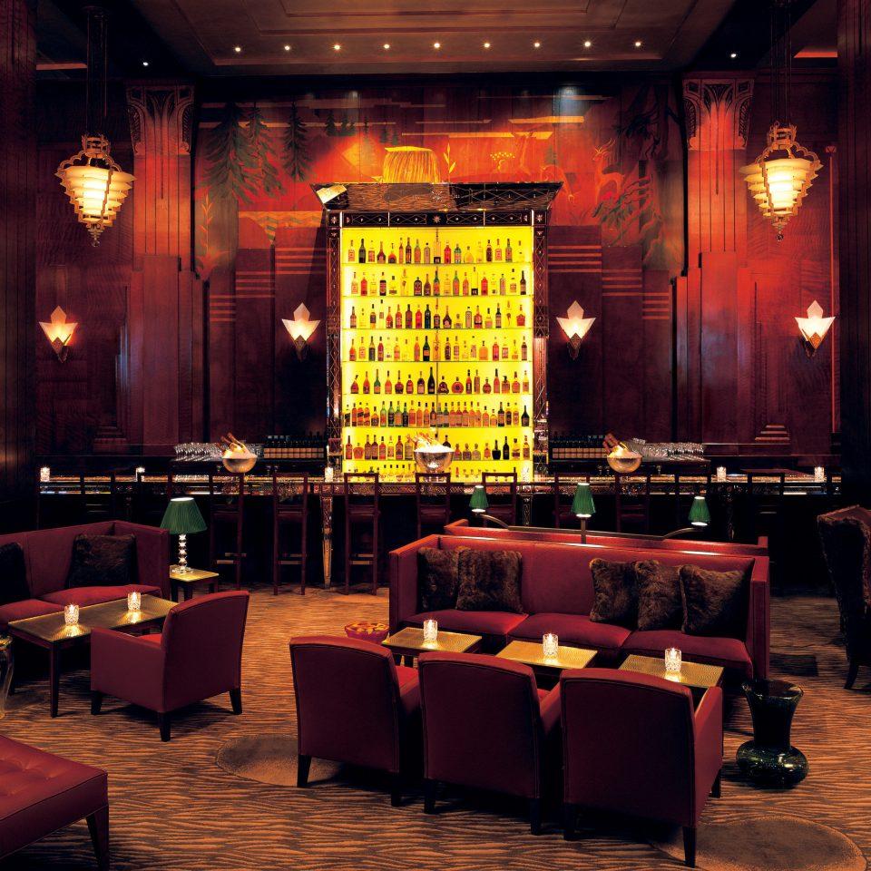 Bar City Drink Hip Historic Lounge restaurant function hall stage auditorium nightclub ballroom