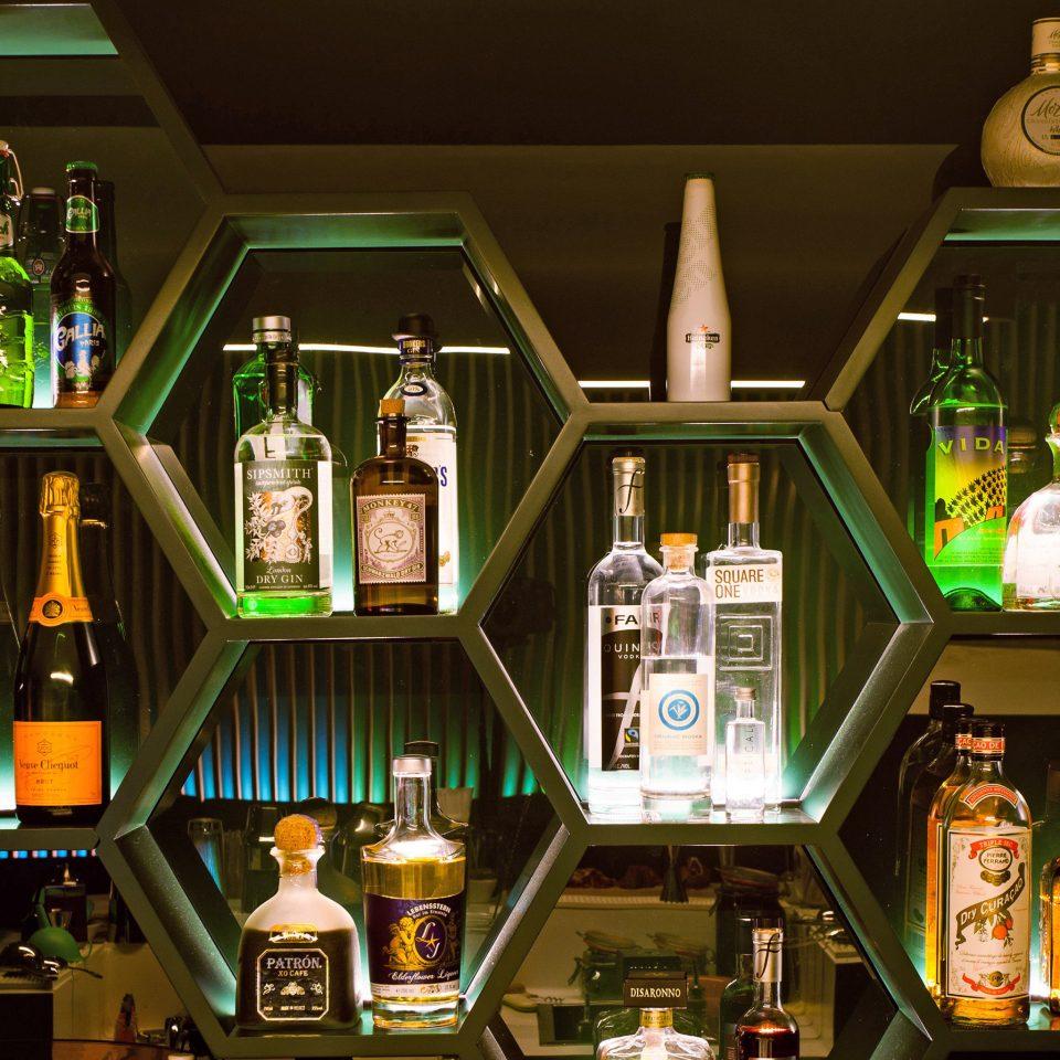 Bar City Drink Hip Modern Resort Romance Romantic