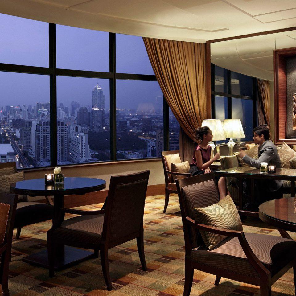 Bar City Drink Lounge chair restaurant Lobby function hall café dining table