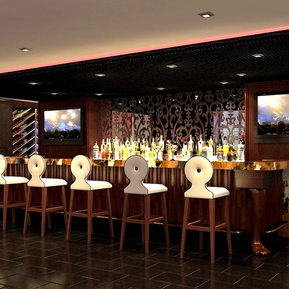 Bar City Drink Modern restaurant function hall ballroom
