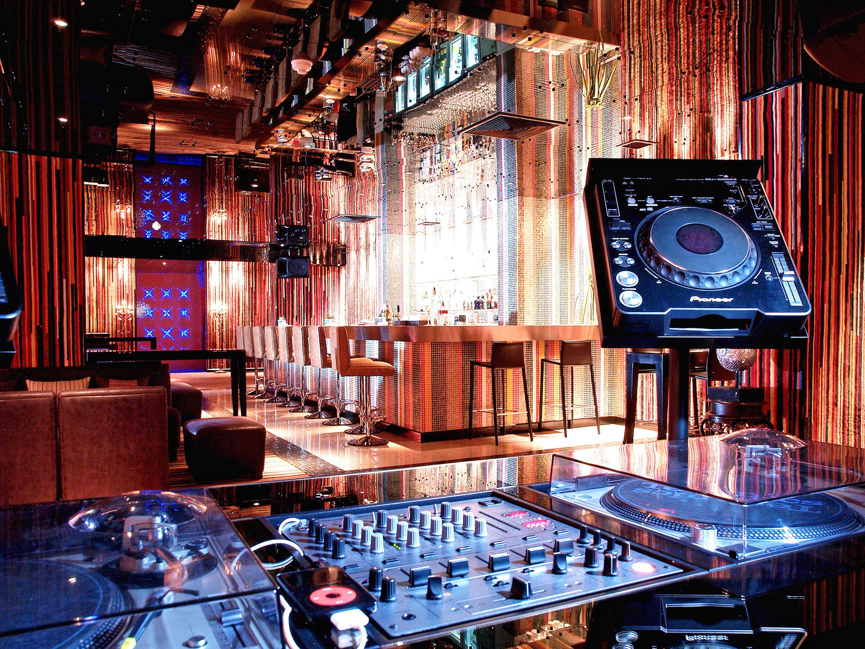 City Exterior Hip Nightlife stage Bar
