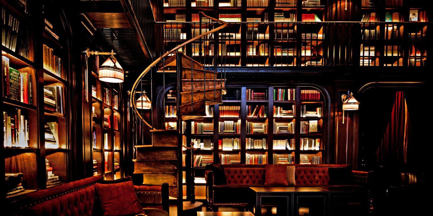 City Hip Hotels Luxury Luxury Travel NYC Romantic Hotels building Bar