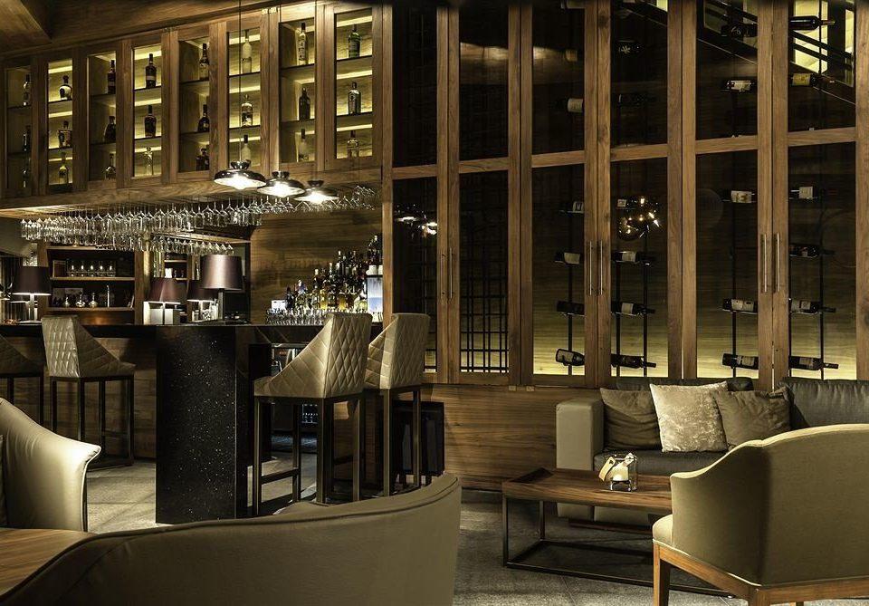 City Lounge Lobby lighting condominium living room restaurant Bar