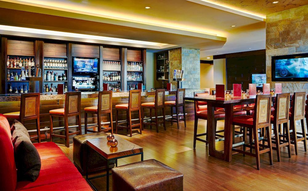 Bar City Lounge Modern restaurant scene Lobby function hall café Resort recreation room