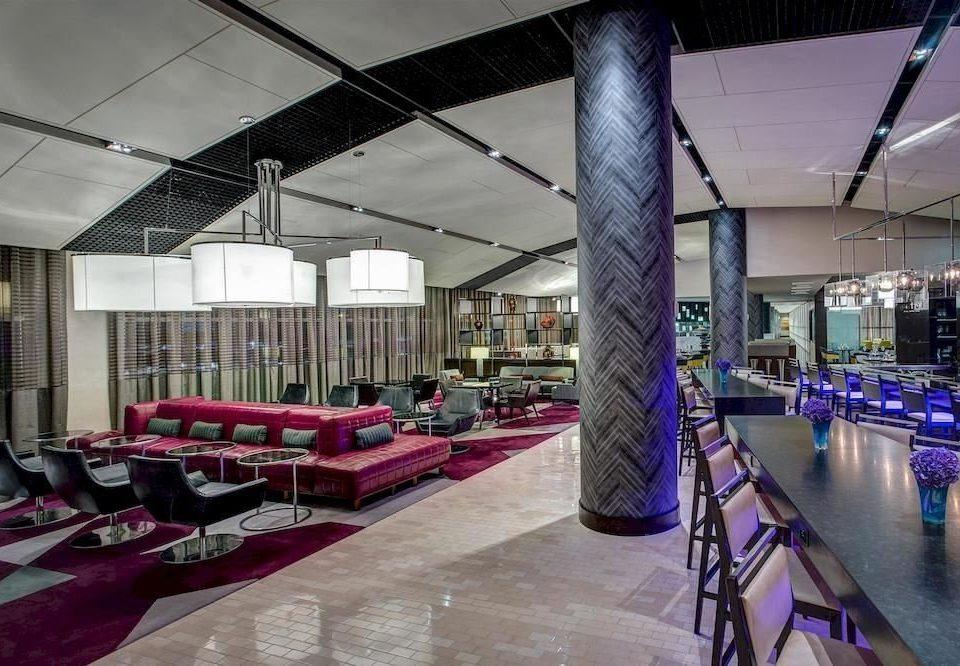 Bar City Lounge Modern building restaurant convention center