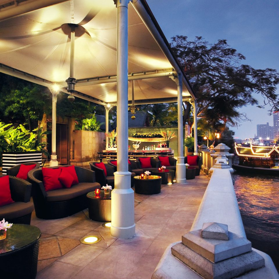 City Lounge Outdoors Romantic Terrace Waterfront restaurant Resort Bar