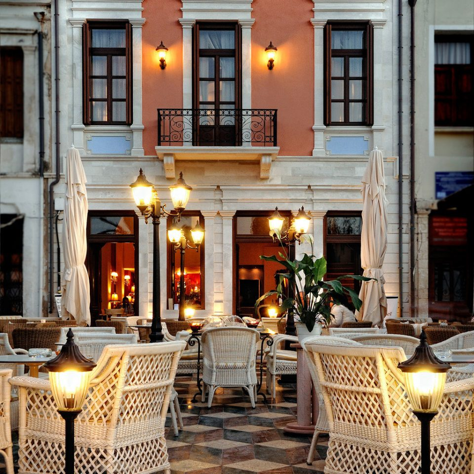 Classic Cultural Dining Drink Eat Elegant Patio Fireplace restaurant home lighting palace Bar Courtyard stone