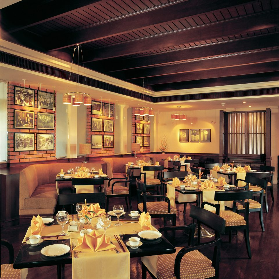Classic Cultural Dining restaurant function hall café Bar set