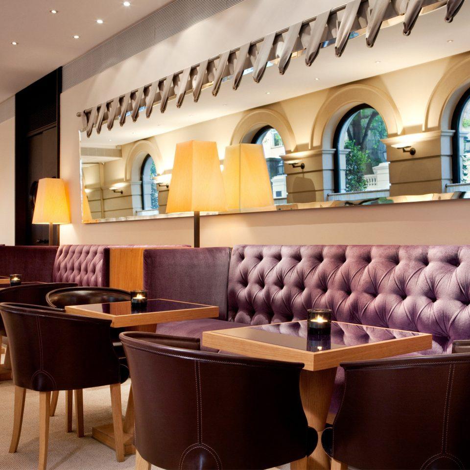 Classic Dining Modern restaurant Lobby café function hall Bar coffeehouse