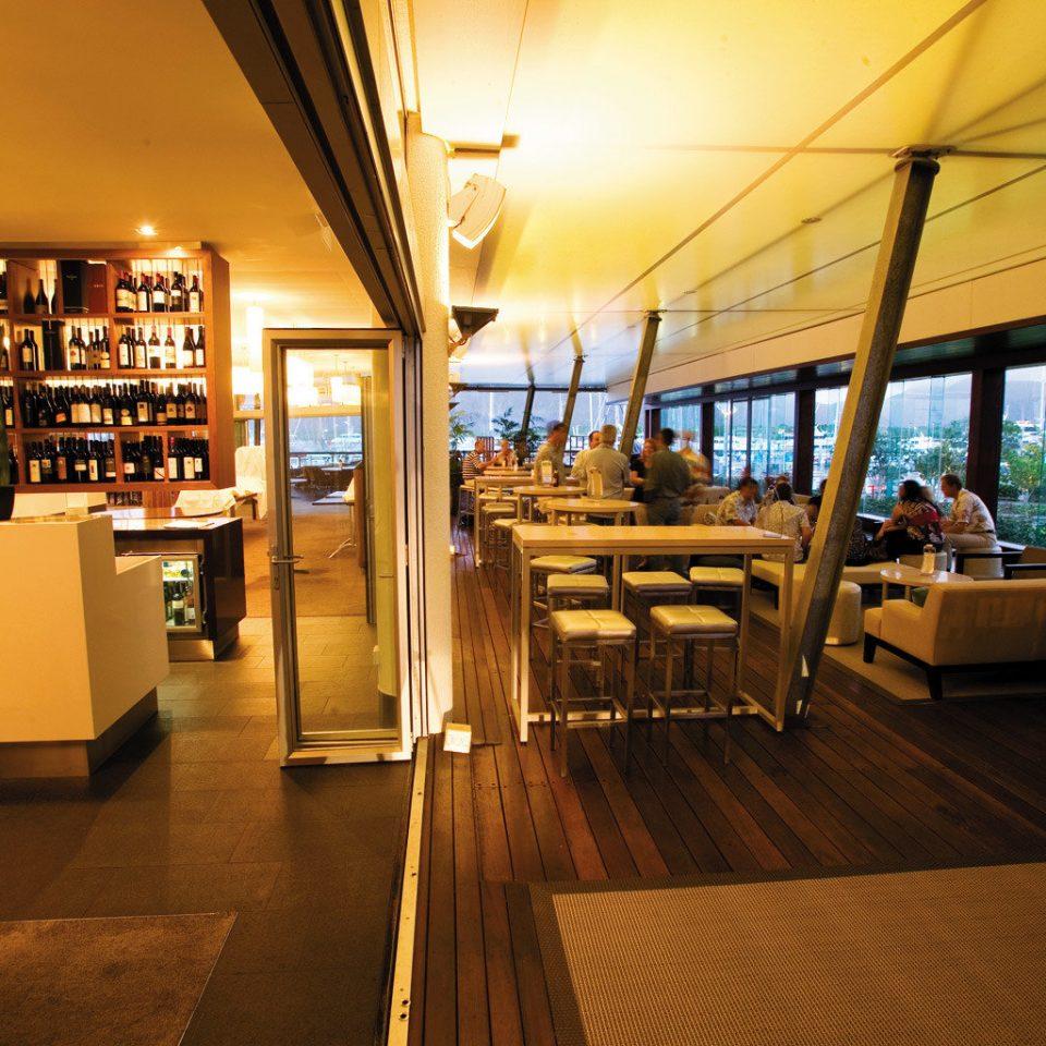 Bar Classic Drink Luxury Waterfront restaurant