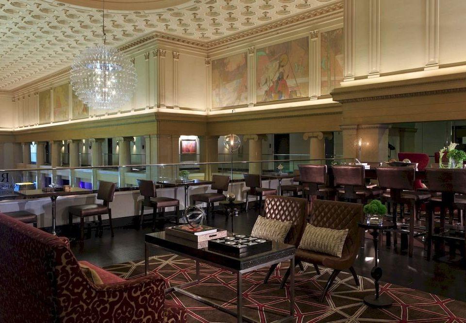 Classic Lounge Resort Lobby function hall restaurant convention center Bar ballroom palace