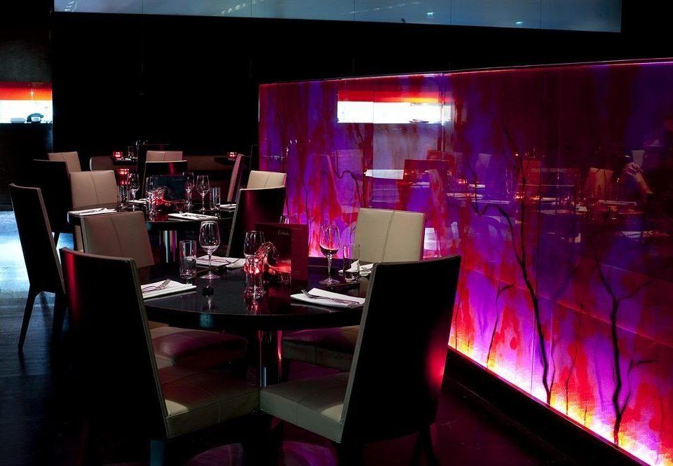 television nightclub Bar club restaurant music venue set flat