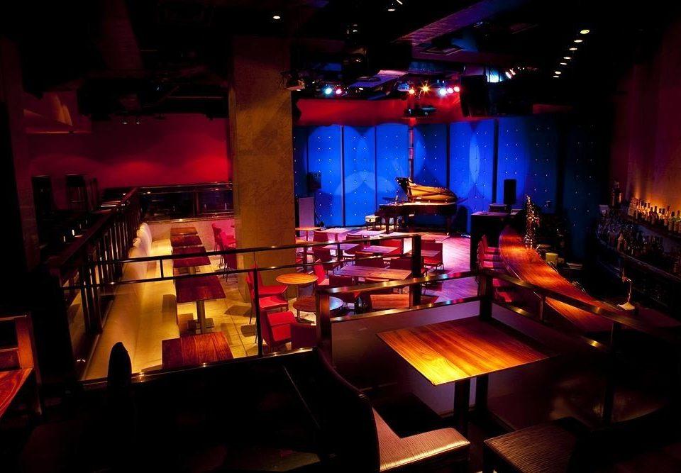 nightclub Bar stage club music venue