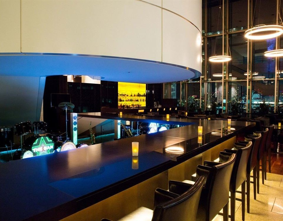 Bar restaurant convention center function hall