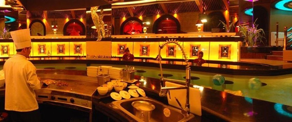Bar restaurant function hall nightclub cooking