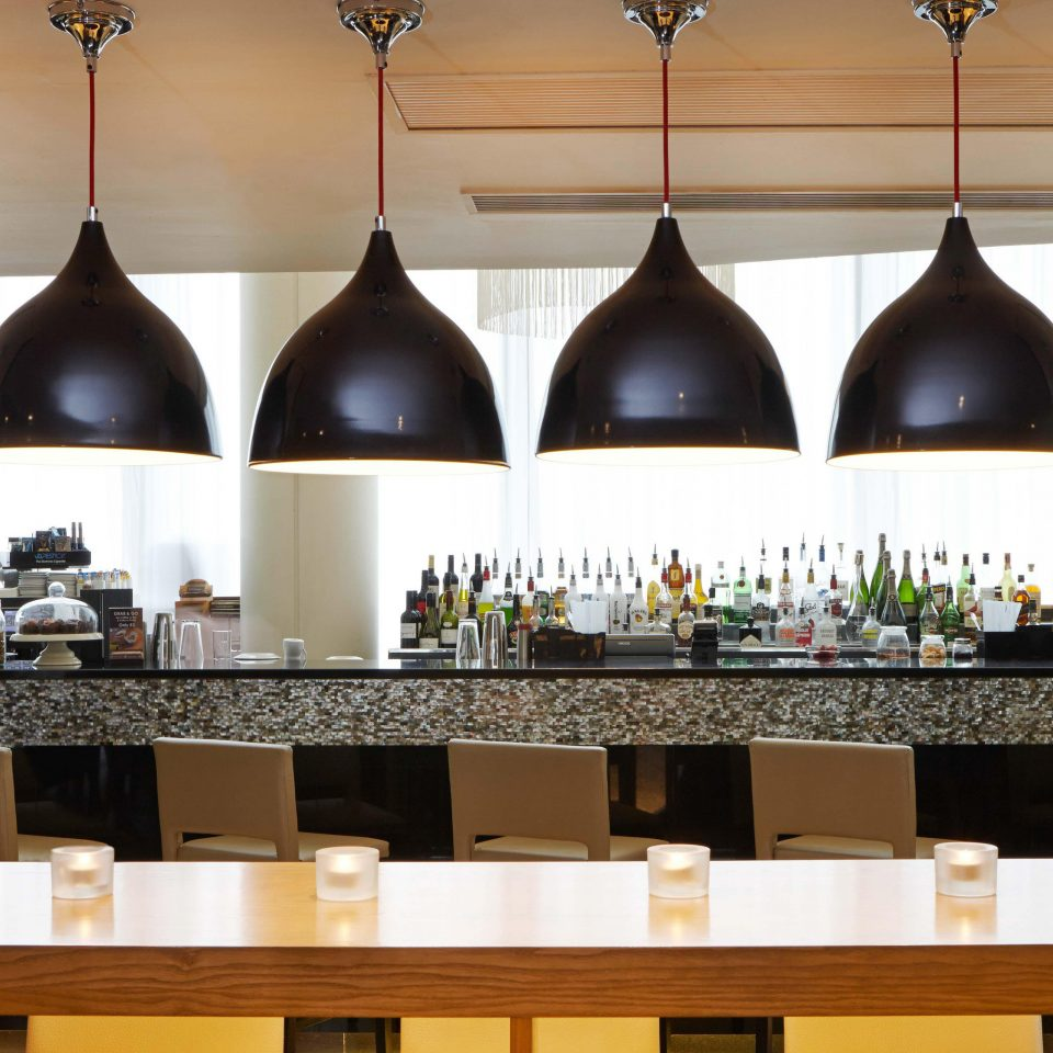 wine restaurant lighting counter food sense cuisine Bar